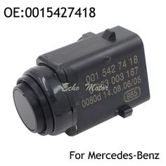 Find More Parking Sensors Information about New Parking Distance PDC Sensor  0015427418 For Mercedes Benz W203 W209 W210 W211 W220 W163  W168 W215 W 251 S203 C203 Genuine,High Quality sensored brushless,China sensor sound Suppliers, Cheap sensor thermocouple from echoautoparts on Aliexpress.com