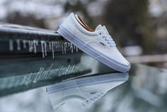"Vans Era Premium ""True White"""