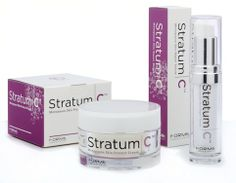 UK's first Menopause Skin Care Range. Formulated for you, when you need it most. Using accurate scientific research and the highest quality ingredients, Stratum C cream and serum will protect and repair your skin from the problems menopause can bring.