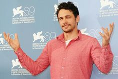 James franco needs to be kissed hard