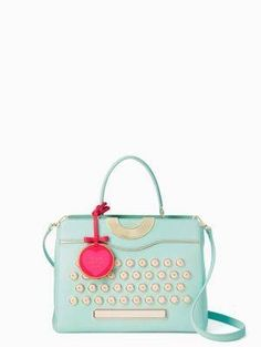 be mine typewriter satchel | Kate Spade New York