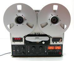 Revox PR99 MK3 - Exploration de vos bandes magnétiques, transfert, copie, restauration, numérisation - www.remix-numerisation.fr