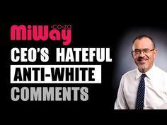 The Freelancer: White Dog Eating White Dog in South Africa