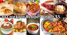 Cheap Crockpot Recipes is Among the Favorite Crockpot Recipes Of Numerous Persons Round the World. Besides Easy to Create and Good Taste, This Cheap Crockpot Recipes Also Healthy Indeed. Crock Pot Slow Cooker, Crock Pot Cooking, Slow Cooker Recipes, Crockpot Recipes, Cooking Recipes, Frugal Recipes, Crockpot Dishes, Frugal Meals, Cheap Meals