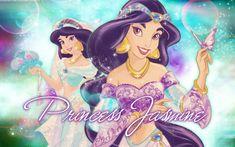 Jasmine ~ Artist Unknown