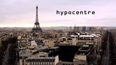 "hypocentre   -short film-. Imagine an empty worrying Paris. Imagine that human action is more harmful to our fragile planet.  First,  ""hypoc..."