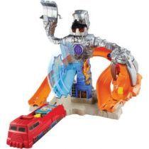 Hot Wheels NITRO Bot Attack Track Set Childrens Boys Play Toys Christmas Gift for sale online Monster Jam Toys, Monster Trucks, Leo, Mattel, Boys Playing, Hot Wheels Cars, Toy Trucks, Race Cars, Christmas Gifts
