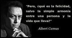 Frase Albert Camus