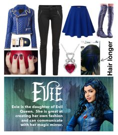 """Disney's Descendants: Evie"" by jmsmith462 ❤ liked on Polyvore"