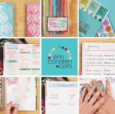 The #EClifeplanner #sneakpeeks have started...what are you most excited for?