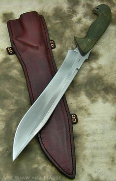 I want this knife