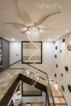 New pop art furniture interior design rugs Ideas Pop Ceiling Design, Ceiling Design Living Room, Bedroom False Ceiling Design, Home Room Design, Home Interior Design, Living Room Designs, Staircase Wall Decor, Home Lighting Design, Architecture