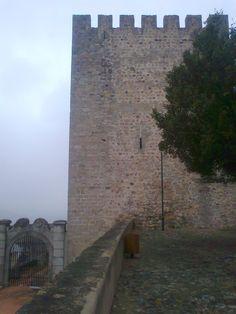 Torre dos Castelo de Elvas...