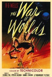 The War of the Worlds (1953) - Original Classic Action | Horror | Sci-Fi - The film adaptation of the H.G.Wells story told on radio of the invasion of Earth by Martians.  Stars: Gene Barry, Ann Robinson, Les Tremayne