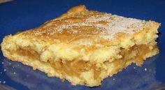 Czech Recipes, Ethnic Recipes, Baking Recipes, Cake Recipes, Home Food, Apple Cake, Lasagna, Tiramisu, Ham
