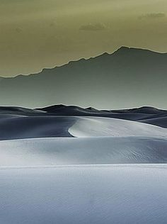 ✯ White Sands, New Mexico
