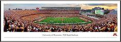 University of Minnesota - Football Golden Gophers - TCF Bank Stadium Panoramic Picture $99.95