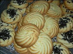 Evil Italian Butter Cookies ~ good recipes