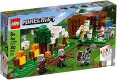 Shop LEGO Minecraft The Pillager Outpost 21159 at Best Buy. Find low everyday prices and buy online for delivery or in-store pick-up. Lego Minecraft, Minecraft Toys For Kids, Minecraft Oasis, Minecraft Gifts, Cool Minecraft Houses, Minecraft Memes, Minecraft Skins, Minecraft Buildings, Minecraft Action Figures