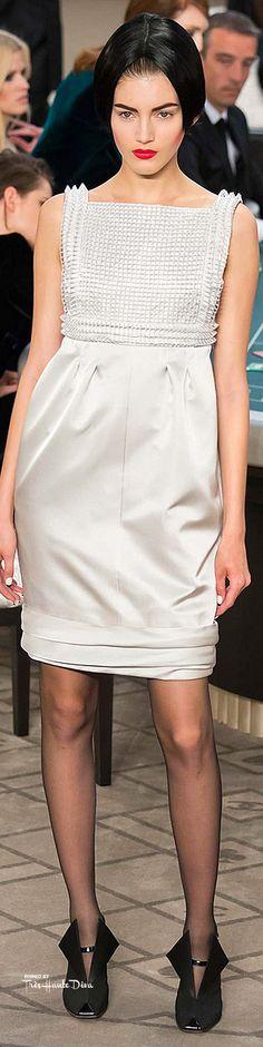 Chanel Haute Couture Fall 2015 ♔ Très Haute Diva