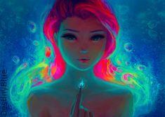 Fire Underwater by DestinyBlue.deviantart.com on @DeviantArt