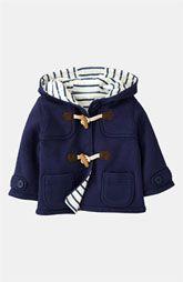 Mini Boden Duffle Coat (Infant)