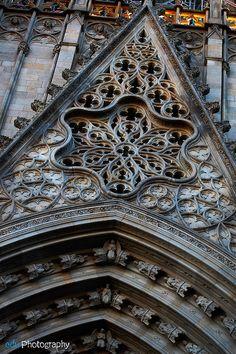 Día 54 #Fotopordia La Catedral de Barcelona,... - edu Photography & Film
