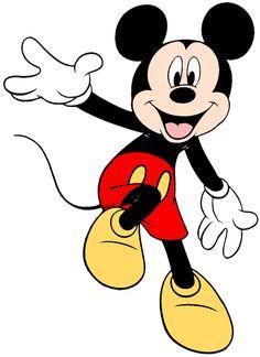 Disney's Mickey Mouse. He's still got it. :)