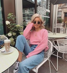 The Latest Fashion Trends & Outfit Ideas! Winter Fashion Outfits, Look Fashion, Spring Outfits, Autumn Fashion, Fashion Tips, Fashion Trends, Latest Fashion, Fashion Today, 90s Fashion