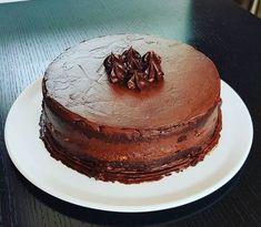 Low Carb Keto Amazing Chocolate Cheesecake |
