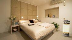 寝室での和風機  エアコンが必要な寝苦しい夜にはエアコンと共に、エアコンが必要ない時は単独でお使いいただくことで、 一年中、寝室内に心地よい風が安眠をお約束します。 Furniture, Home Decor, Decoration Home, Room Decor, Home Furnishings, Home Interior Design, Home Decoration, Interior Design, Arredamento