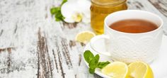 Cup of tea with lemon and honey | 8 Things That Happen to Your Body When You Drink Lemon-Honey Water in the Morning