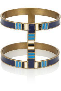 Isabel Marant | Enameled bracelet | NET-A-PORTER.COM