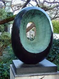 Photos Barbara Hepworth sculpture on display at the Barbara Hepworth Museum in St Ives.Barbara Hepworth sculpture on display at the Barbara Hepworth Museum in St Ives. Abstract Sculpture, Sculpture Art, Garden Sculpture, Barbara Hepworth, A Level Art Themes, Abstract Portrait, Stone Carving, Cornwall, Art Forms