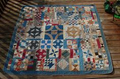 Scraps and Threadtales: New Old Orphan Quilt