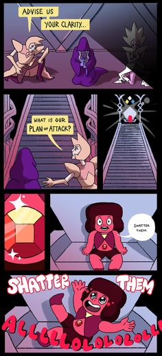 Alternate Universe Where Navy Has Future Vision | Steven Universe | Know Your Meme