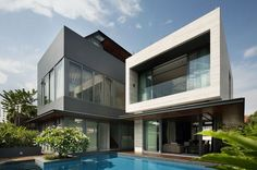 The Travertine Dream House from Singapore 3