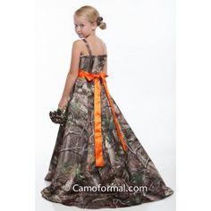 Pink camo wedding dresses oak new breakup attire camouflage flowergirl junior bridesmaidsmatches bridal style 8897 mightylinksfo