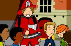 BrainPOP Jr. | Community Helpers |