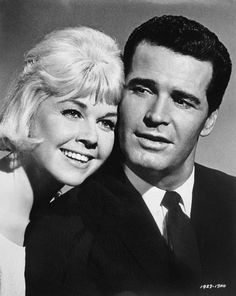 Doris and James Garner.