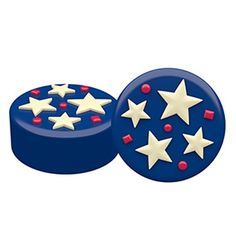 Chocolate Covered Oreos® Party Stars Mold
