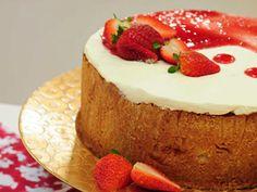Recetas Mirta Carabajal   Cheesecake horneado   Utilisima