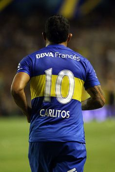 Carlos Tevez of Boca Juniors in action during the Argentine Primera Division match between Boca Juniors and Atletico Tucuman at the Alberto J Armando Stadium on February 2016 in Buenos Aires,. Get premium, high resolution news photos at Getty Images Soccer, Action, February 14, Wallpapers, Futbol, Group Action, European Football, Wallpaper, European Soccer