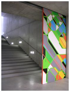 Museum der Moderne Salzberg Sarah Morris