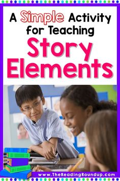Find out about a simple dice game you can use with elementary students to work on story elements in a fun and engaging way! Reading Games For Kids, Reading Buddies, Small Group Reading, Reading Resources, Reading Activities, Summarizing Activities, Reading Groups, School Resources, Fun Activities