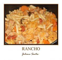Receitas - Rancho - Petiscos.com