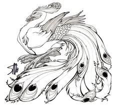 Pavo real - Dibujalia - Dibujos para colorear - Animales ...