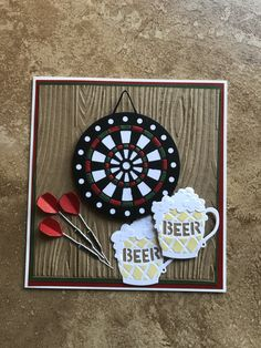 Country Crafts, Playing Cards, Game Cards