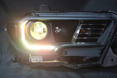 The most advanced custom headlights on the planet. Built with the latest upgrades in LED lighting. Tacoma Headlights, Custom Headlights, Projector Headlights, Led Projector, 2017 Toyota Tacoma, Toyota 4runner, Lifted Ford Trucks, Jeep Truck, Bugatti Veyron