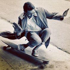 rider fashion #skate #suit